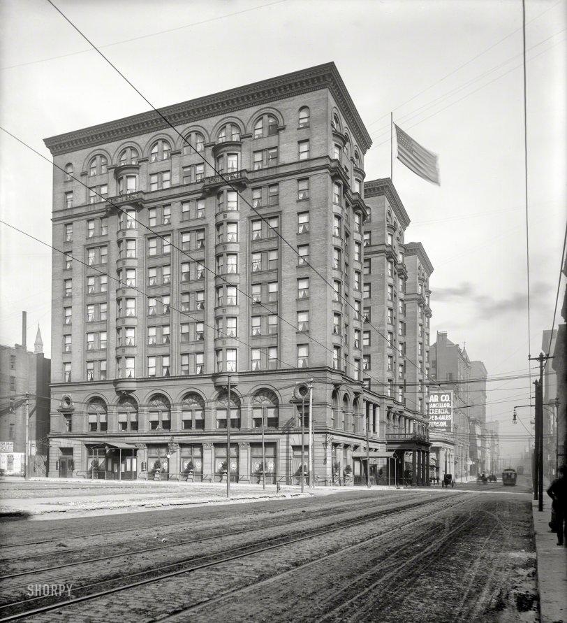 Planters House: 1901