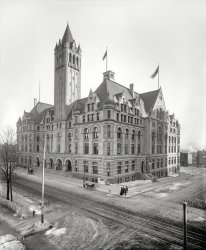 The New P.O.: 1901