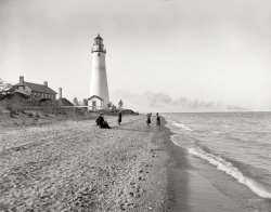 Gratiot Light: 1901