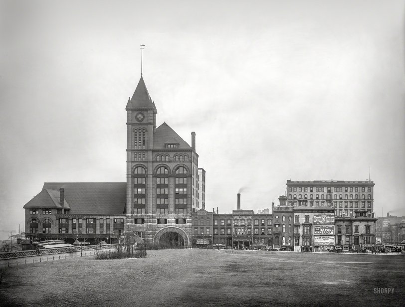 Central Station: 1901