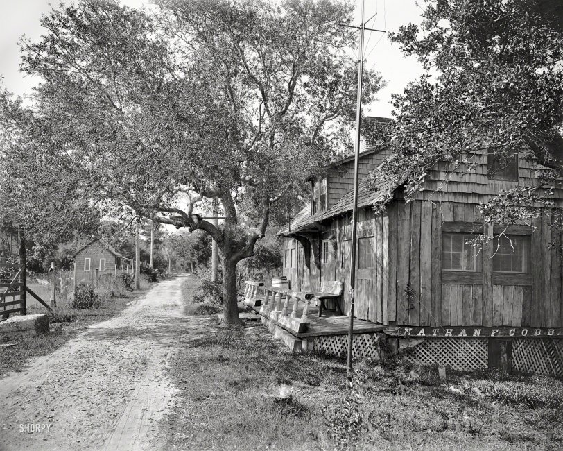 Cobb Cottage: 1900
