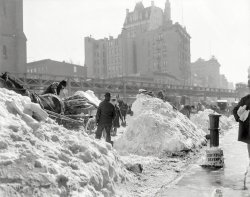 Digging Out: 1899