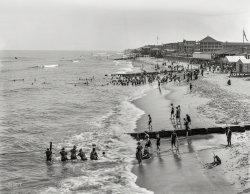 A Distant Shore: 1900