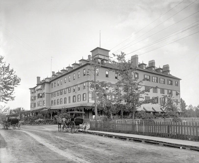 The Louisburg: 1901