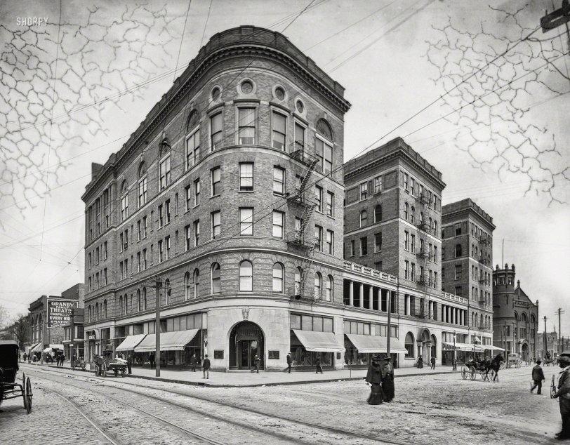 The Monticello: 1902