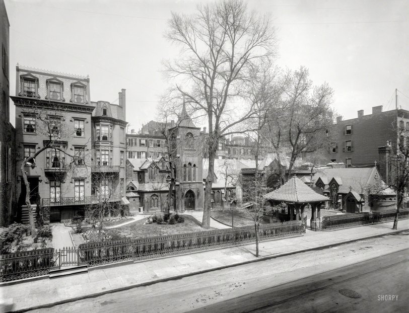 The Little Church: 1901