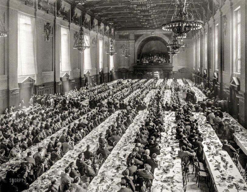 Alumni Banquet: 1902