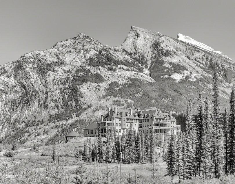Banff Springs Hotel: 1905