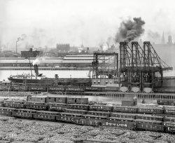 Smokestack Industry: 1910