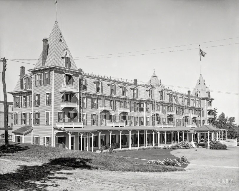 Maplewood House: 1908