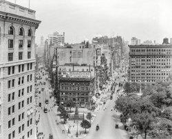 Worth Square: 1910