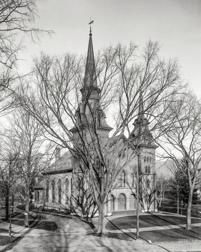 Church in the Wild Wood: 1906