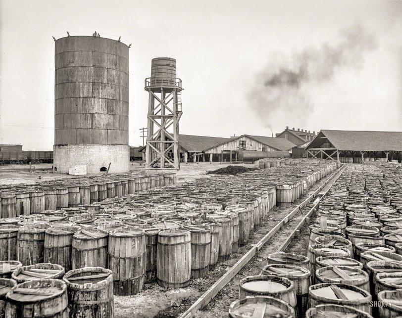 Tank & Barrel: 1903