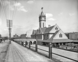 Timeless Depot: 1906