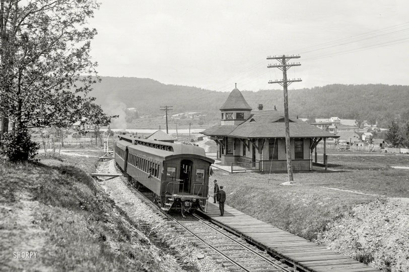 Mountain Retreat: 1905