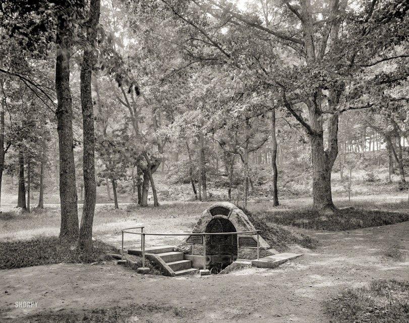 Spangler's Spring: 1903
