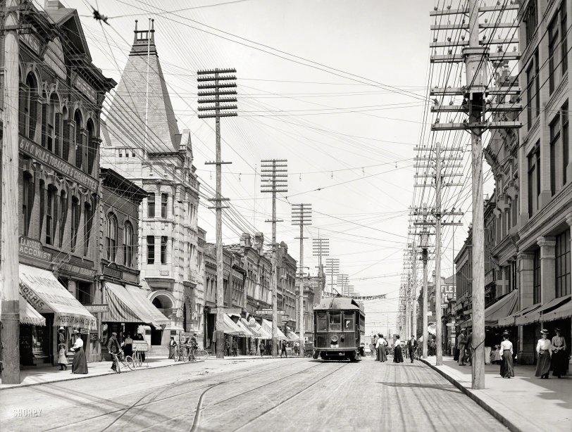 Government Street: 1903