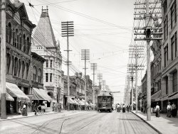 Government Street: 1903