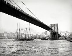 Three Tall Ships: 1903