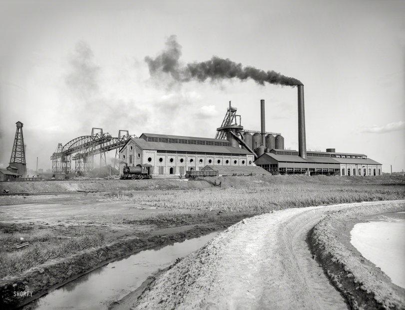 Detroit Iron: 1903