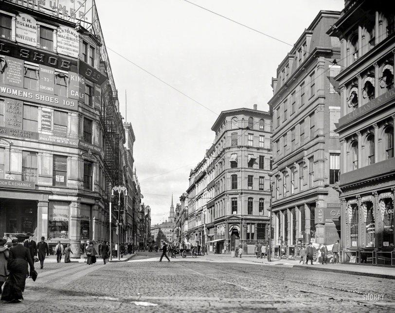 Summer Street: 1904