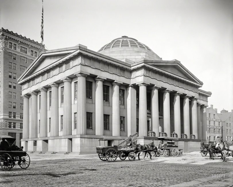 Temple of Commerce: 1906