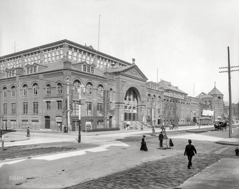 Mechanics Hall: 1903