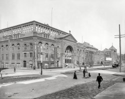 Mechanics Hall: 1903