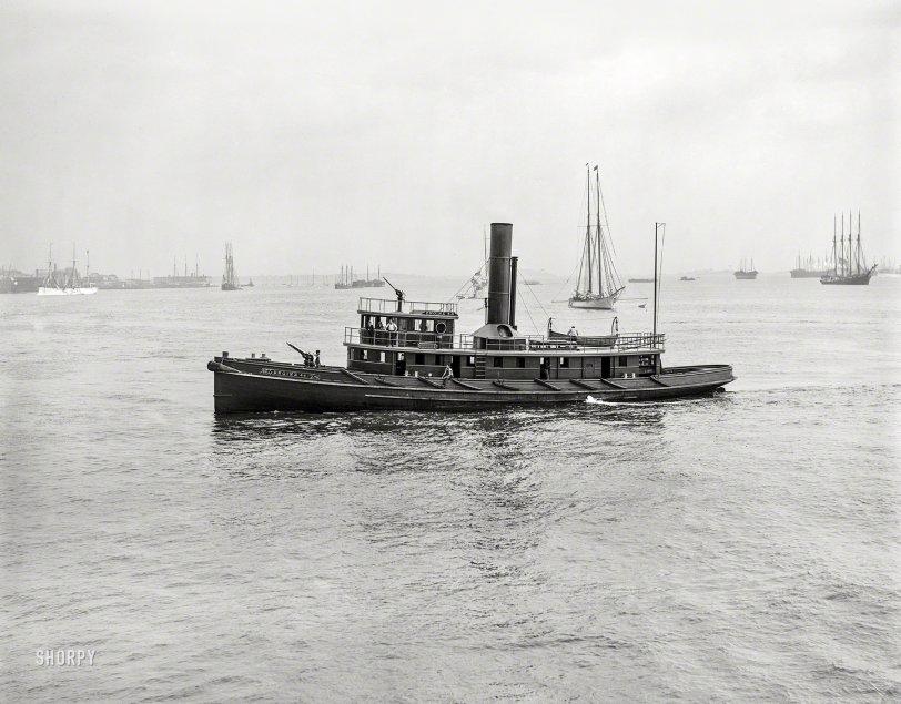Fireboat 44: 1905