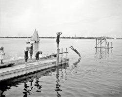 Making a Splash: 1904