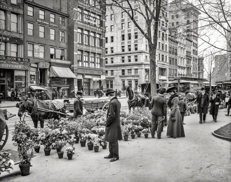Easter in New York: 1904