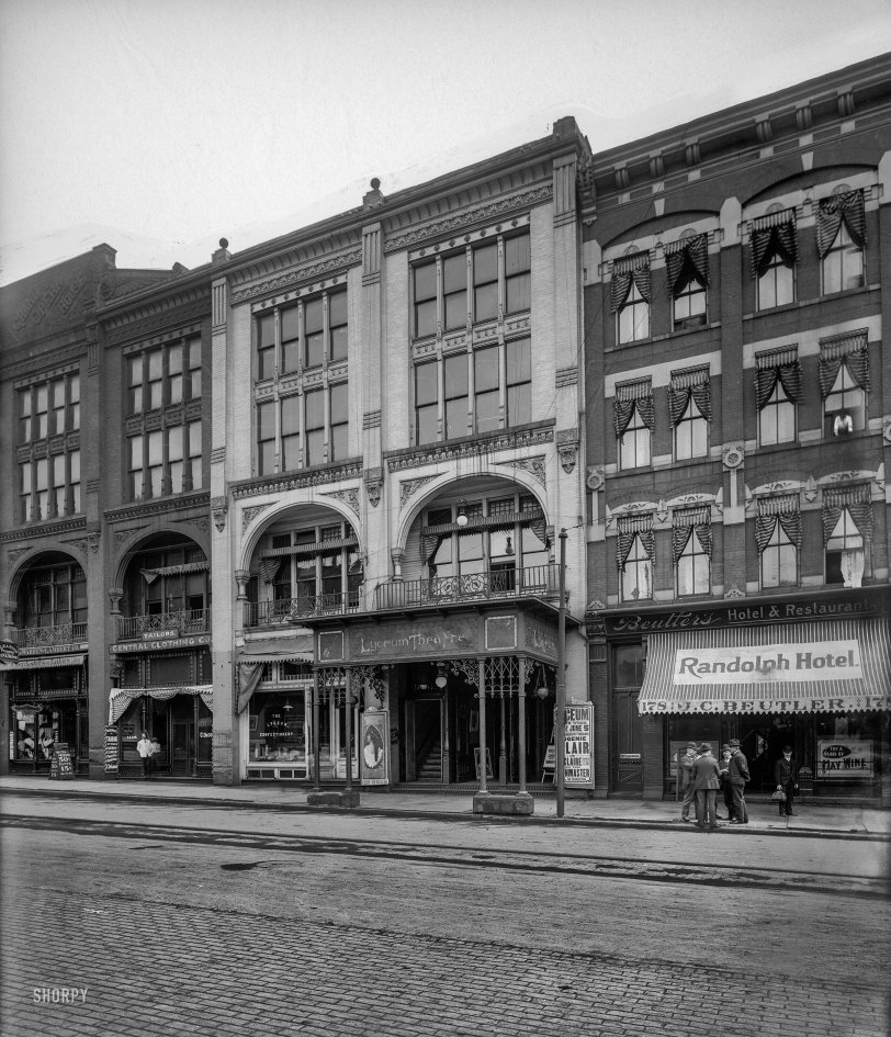 The Lyceum: 1904