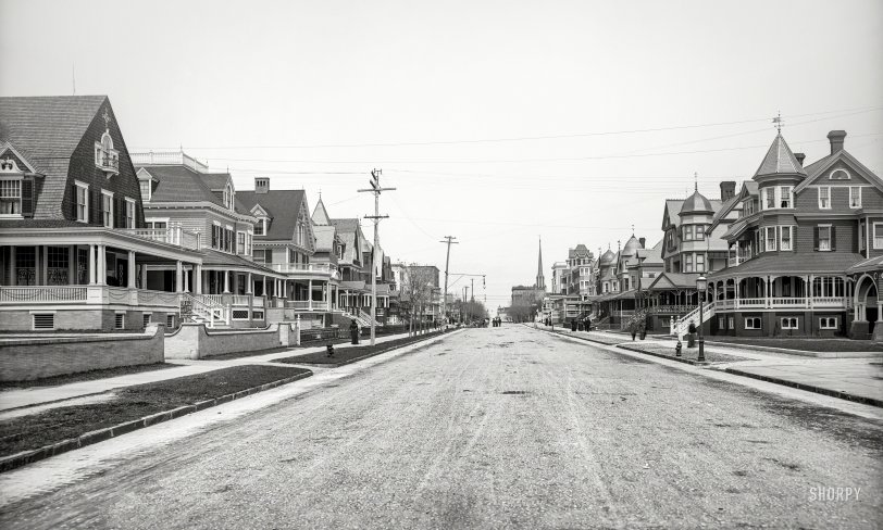 The Old Neighborhood: 1904