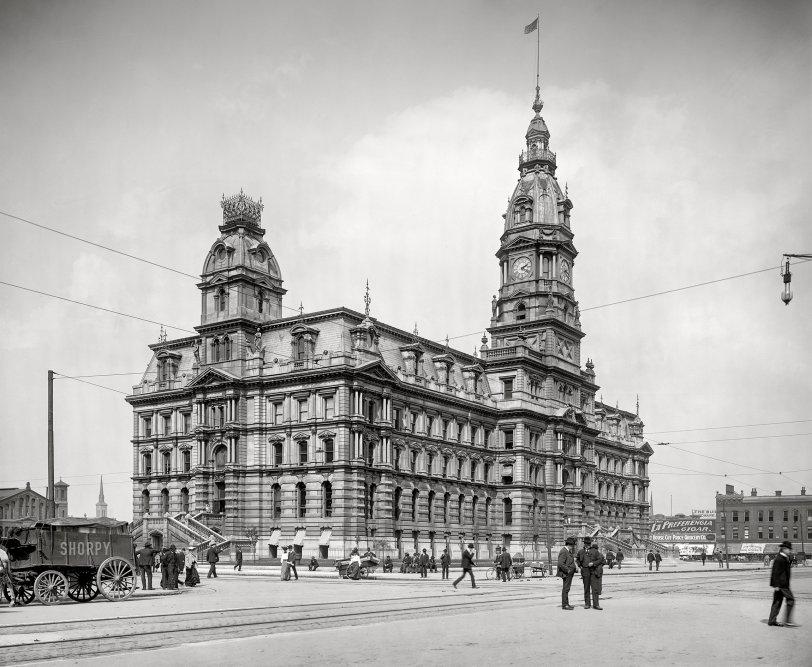 Gargantua: 1904