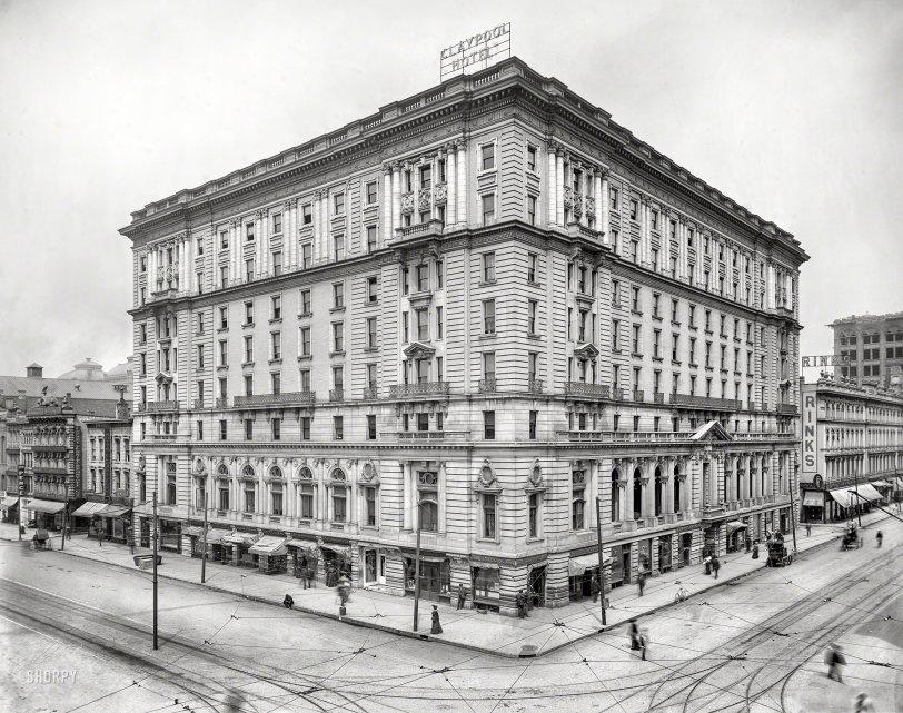 The Claypool: 1904
