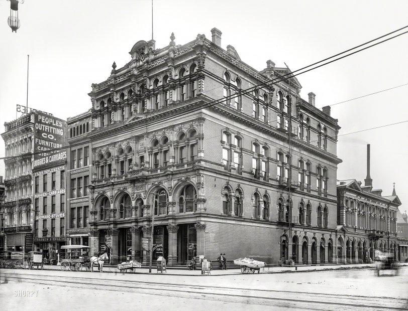 Buggies, Buckboards & Beyond: 1906