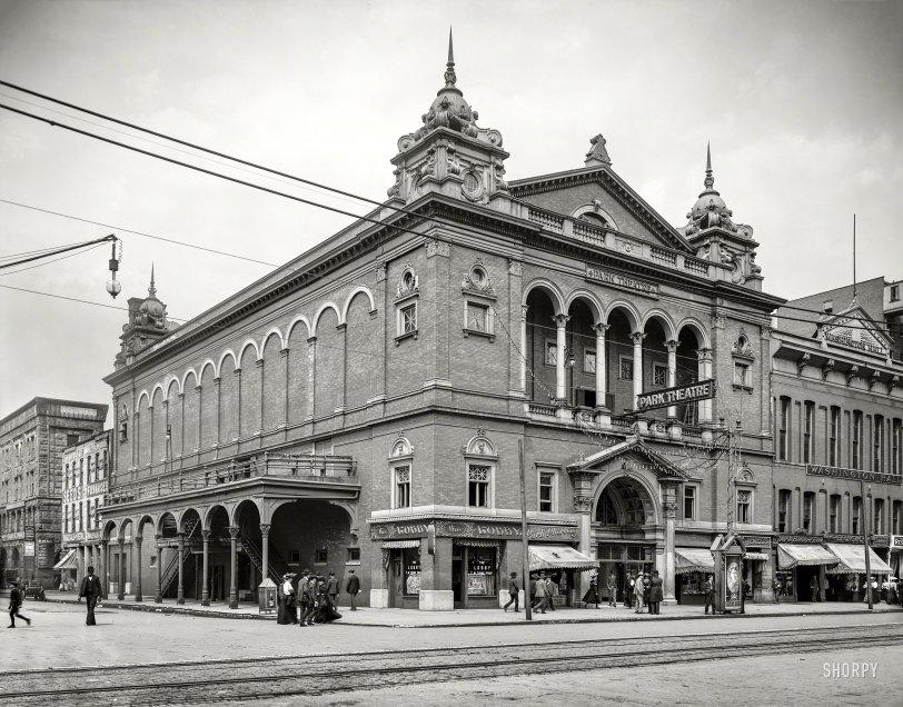 Park Theatre: 1904