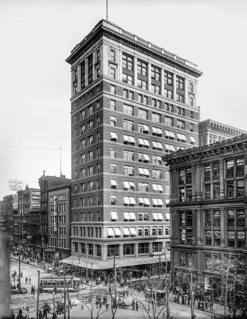 Traction Building: 1906
