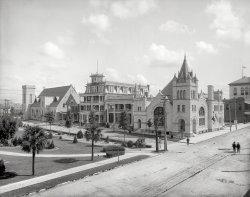 Hemming Park: 1904