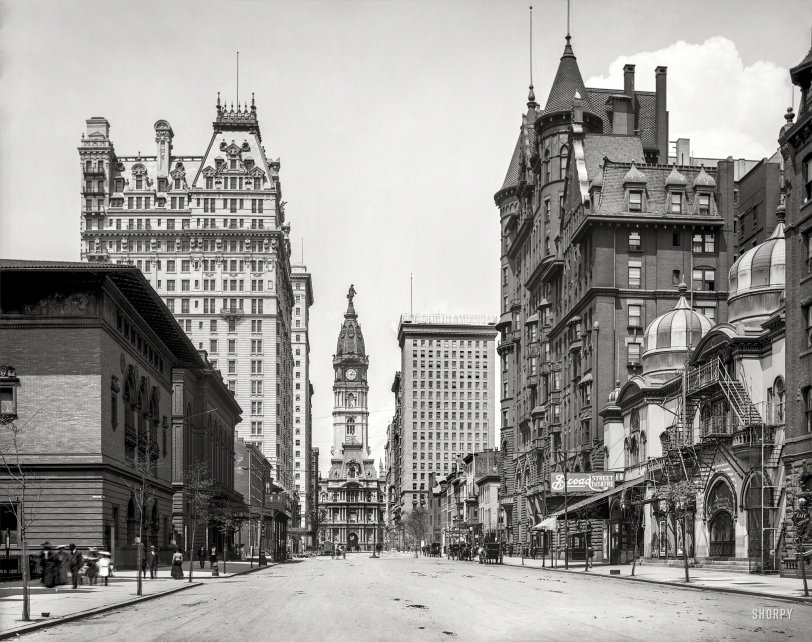 High Time: 1904