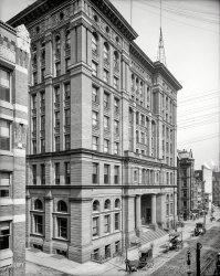 A Ton of Bricks: 1904