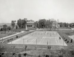 Lob in the Afternoon: 1904
