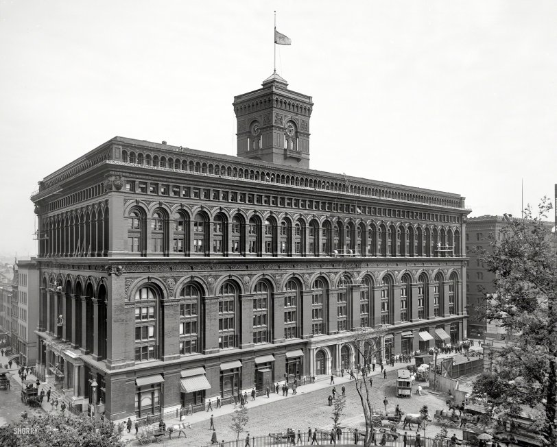 Produce Exchange: 1904