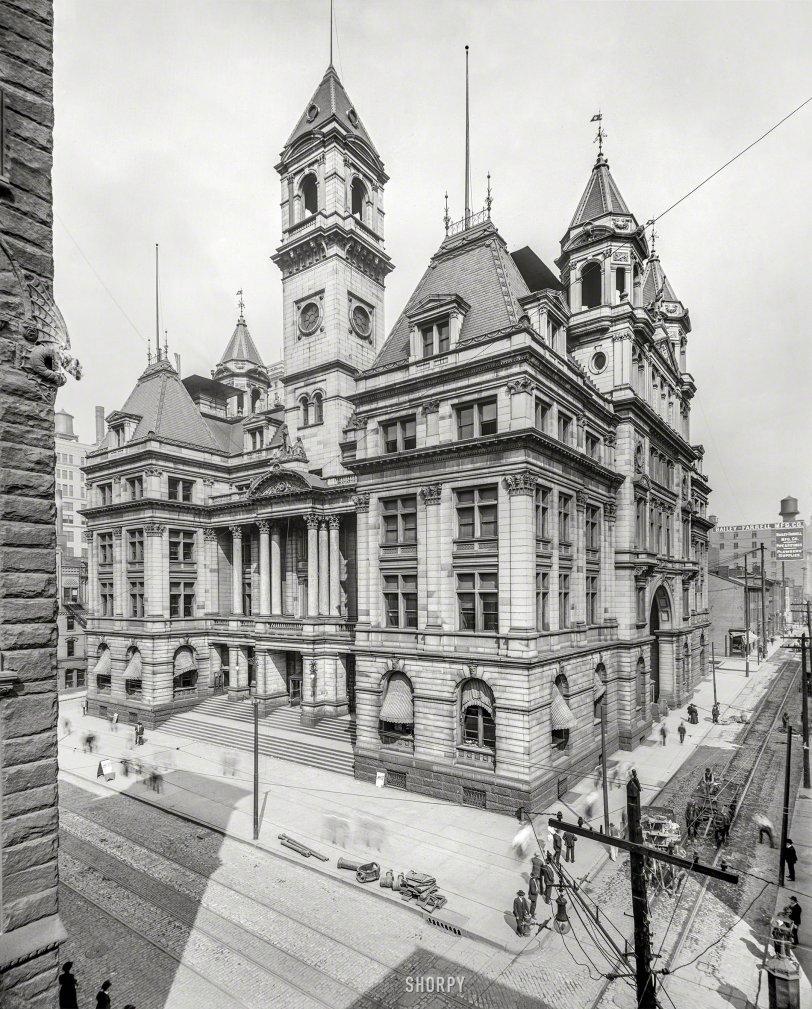 Pittsburgh P.O.: 1904