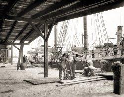 Heavy Lifting: 1906