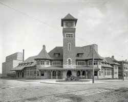 Grand Trunk Station: 1905
