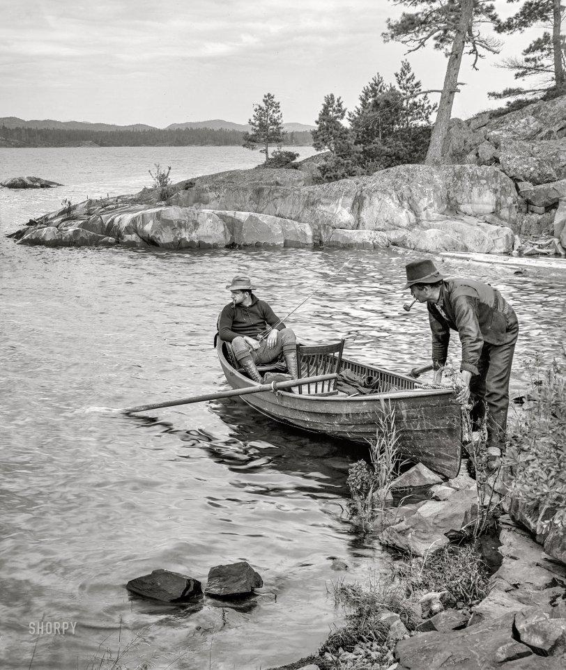 Whitefish Bay: 1904