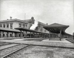 Full Steam Ahead: 1904