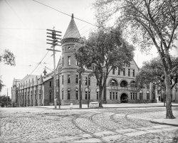 Albany Armory: 1905