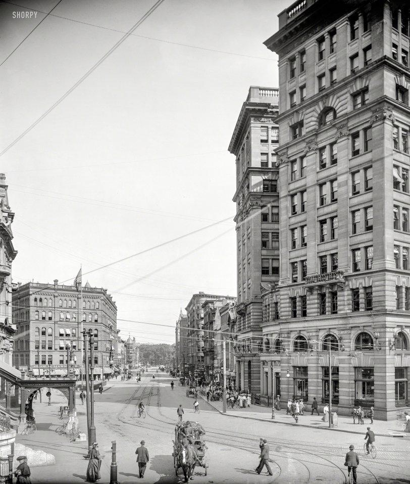Genesee Street: 1904